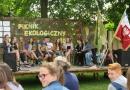 Piknik ekologiczny w Gimnazjum w Dubecznie