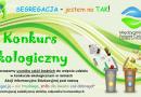 Konkurs ekologiczny dla uczniów szkół średnich