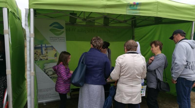 MZC na I Powiatowych Targach Zdrowej Żywności w Sosnówce