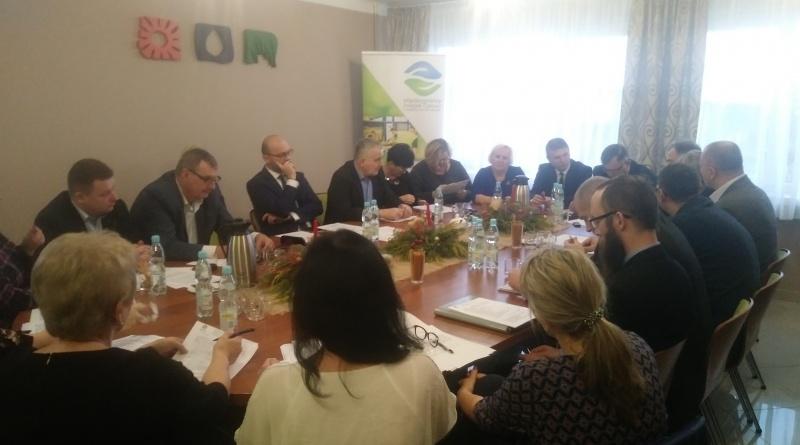 I Posiedzenie V Kadencji Zgromadzenia Międzygminnego Związku Celowego z siedzibą we Włodawie