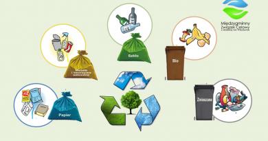 Jak segregować – spotkania informacyjne w związku z nowym systemem segregacji odpadów