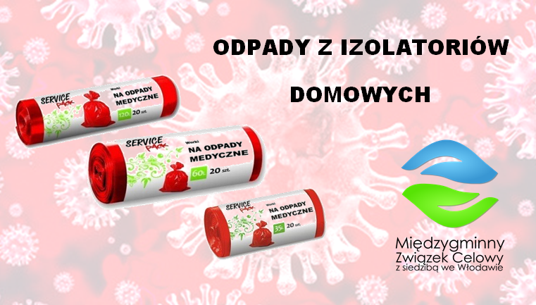 odpady izolatoria